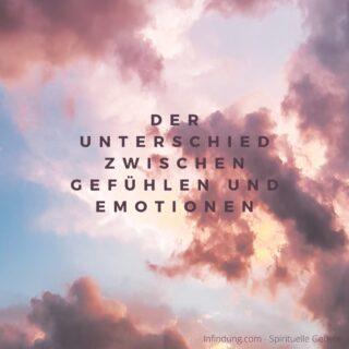 """*Eine Emotion ist die Antwort auf ein Gefühl.*Gefühle werden immer von uns selbst erschaffen, durch unsere eigene Schöpferkraft.Emotionen sind Reaktionen, quasi Produkte unseres Fühlens. Sie werden von unseren Gedanken, Meinungen, Einstellungen, Wünschen, Erfahrungen etc. beeinflusst.Gefühle spenden Energie. Sie sind nachhaltig und erfüllend.Emotionen sind von explosiver und kurzfristiger Natur. Sie nehmen uns Energie.Es ist wichtig alle Gefühle anzunehmen, zu akzeptieren und zu fühlen.Der Bewusstseinsforscher Bruno Würtenberger sagt es schön: """"Eine Emotion stellt ein Angebot dar, und man kann lernen ein solches anzunehmen oder auch abzulehnen.""""Mehr zum Thema Gefühle und Emotionen findest du auf Infindung.com: https://infindung.com/2020/05/02/12-affirmationen-zur-transformation-von-negativen-emotionen/#gebet #gebete #affirmation #affirmationen #spirituell #spiritualität #infindung #bewusstsein #erwachen #motivation #Kraft #worte #gedanken #glaube #hoffnung #glück #achtsamkeit #lichtarbeiter #gott #beten #wunder #leben #freiheit #heilung #heilsein #dankbar #weisheit #emotion #gefühl"""