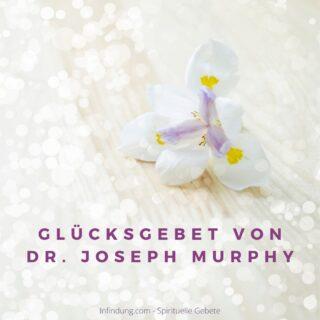 """Dieses Gebet von Dr. Joseph Murphy eignet sich hervorragend als Morgengebet, oder als Gebet für Mut und Motivation zwischendurch.Es stammt aus dem Buch """"Die Macht deines Unterbewusstseins"""" von Dr. Joseph Murphy, ein Pionier in Sachen moderner Spiritualität.****Der göttliche Wille ordnet mein Leben heute und jederzeit.Alles wendet sich heute zu meinem Besten.Heute beginnt ein neuer und wunderschöner Tag,glücklicher als je einer zuvor.Die göttliche Weisheit lenkt mich auf meinem Weg,und der göttliche Segen ruht auf Allem, was ich heute beginne.Die göttliche Liebe umgibt und beschützt mich, und ich schreite ins Licht.Sobald meine Gedanken von dem abzuschweifen beginnen,was gut und konstruktiv ist, werde ich mich sofort zur Ordnung rufen undmich wiederum ausschließlich auf das Schöne und Gute konzentrieren.Ich bin ein geistiger und seelischer Magnet, der Glück und Segen an sich zieht.Alle meine heutigen Unternehmungen werden sich zu außerordentlichen Erfolgen entwickeln.Ich werde den ganzen Tag über uneingeschränkt glücklich sein.– aus dem Buch """"Die Macht deines Unterbewusstseins"""" von Dr. Joseph Murphy****Mehr spirituelle Gebete & Affirmationen findest du auf Infindung.com .#gebet #gebete #affirmation #affirmationen #spirituell #spiritualität #infindung #segen #bewusstsein #erwachen #motivation #Kraft #gedanken #glaube #hoffnung #glück #achtsamkeit #lichtarbeiter #gott #beten #wunder #leben #freiheit #heilung #heilsein #dankbar #weisheit #glück #drjosephmurphy #glücksgefühl"""
